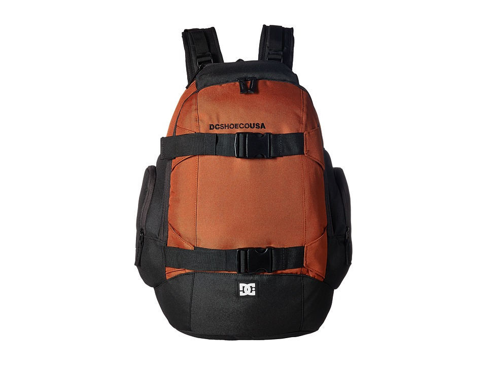 DC Wolfbred III (Ginger Bread) Backpack Bags