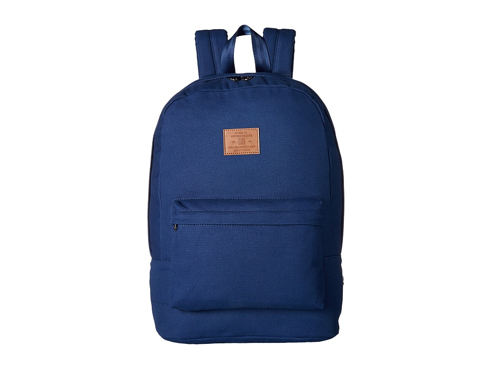 DC Bunker Canvas (Summer Blues) Backpack Bags
