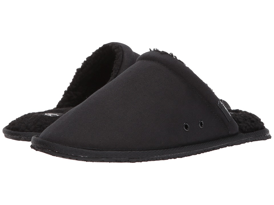 ONeill - Rico Slipper (Black 1) Mens Slippers