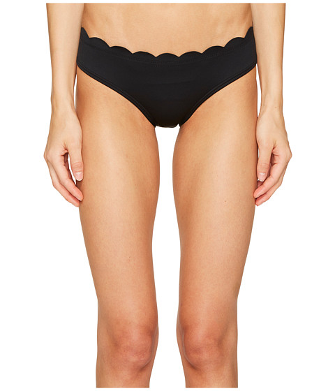Kate Spade New York Core Solids #79 Scalloped Hipster Bikini Bottom