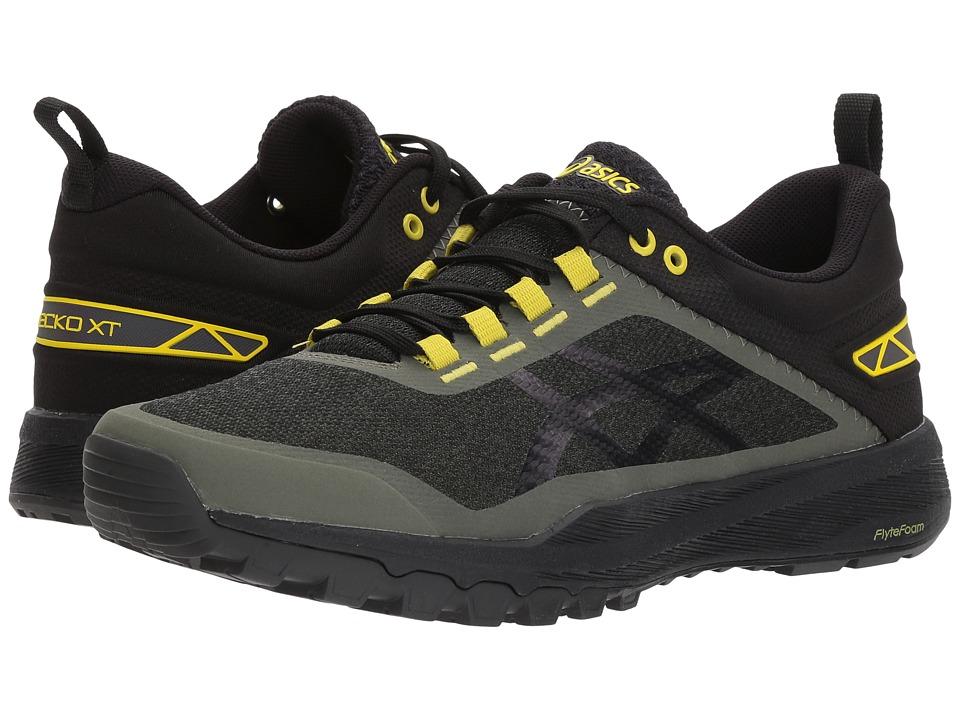 ASICS - Gecko XT (Four Leaf Clover/Phantom/Sulphur Spring) Womens Running Shoes