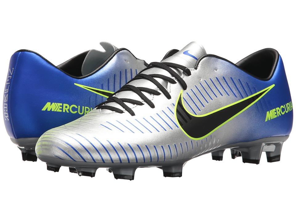 Nike Mercurial Victory VI NJR FG (Racer Blue/Black/Chrome...