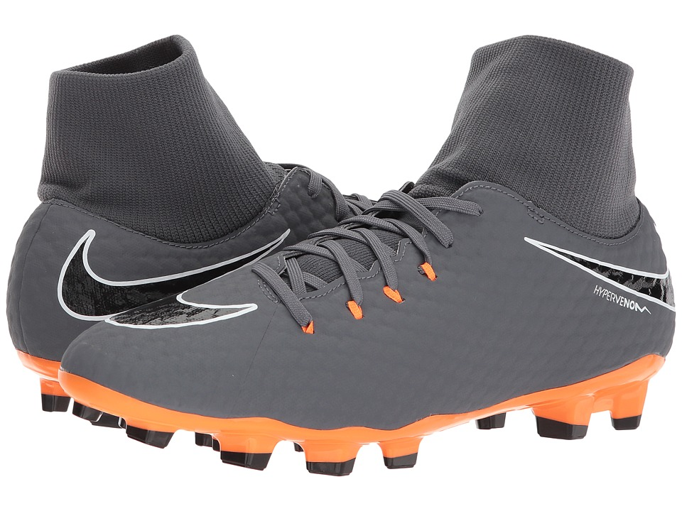 Nike Hypervenom Phantom 3 Academy Dynamic Fit FG (Dark Gr...