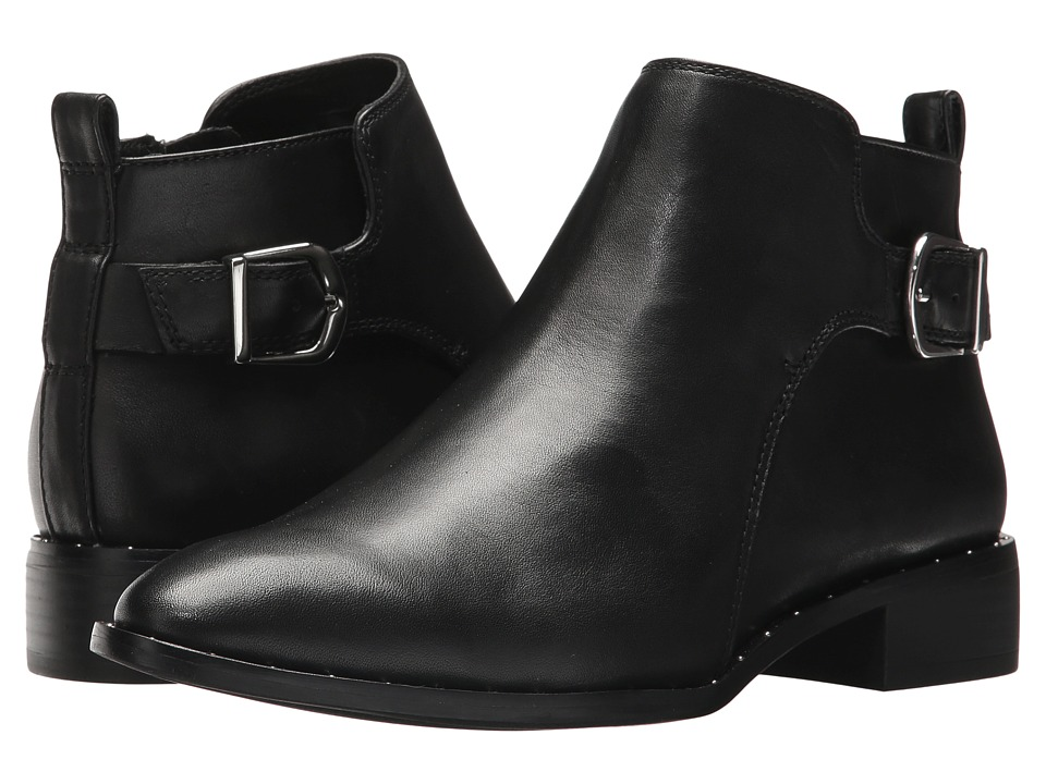 Steven Clio (Black Leather) Women