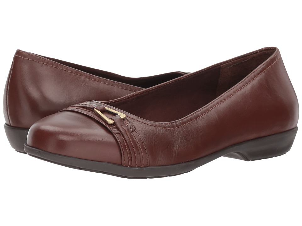 Walking Cradles Flynn (Tobacco Leather) Women