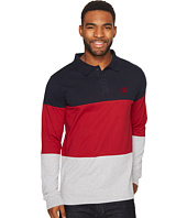 DC - 94 Heritage Long Sleeve Polo