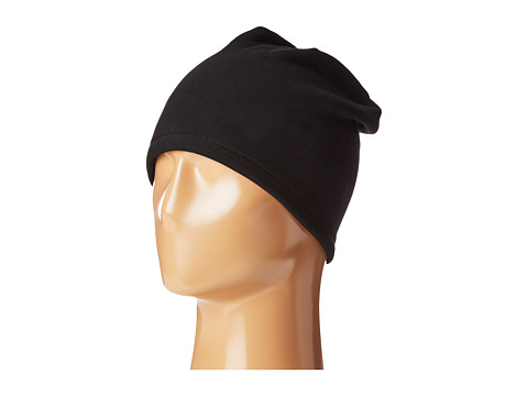 Hat Attack Jersey Beanie - Black