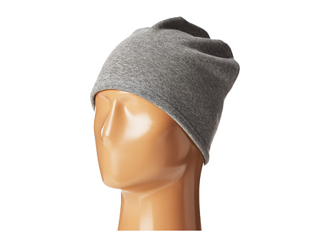 Hat Attack Jersey Beanie - Charcoal