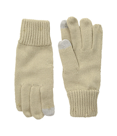 Hat Attack Basic Texting Gloves - Oat