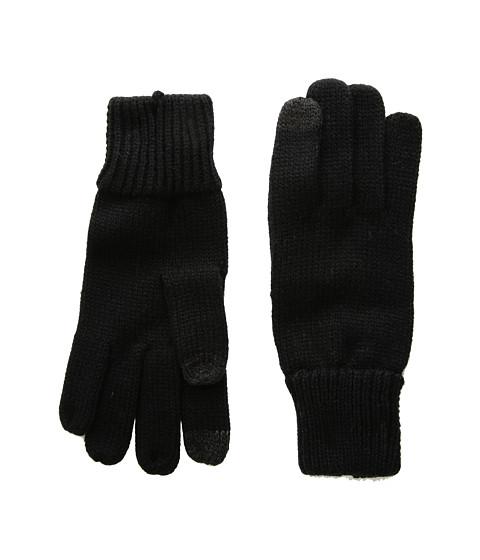 Hat Attack Basic Texting Gloves - Black