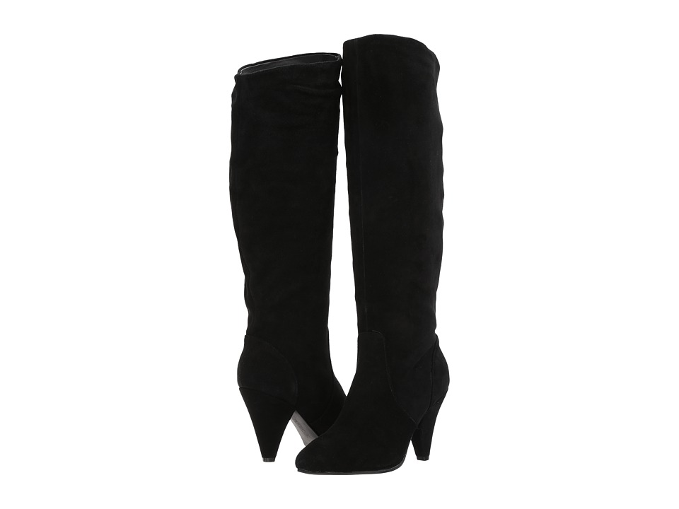 Steven Vergil (Black Suede) Women
