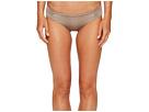 Trina Turk - Studio Solids Shirred Side Hipster Bikini Bottom