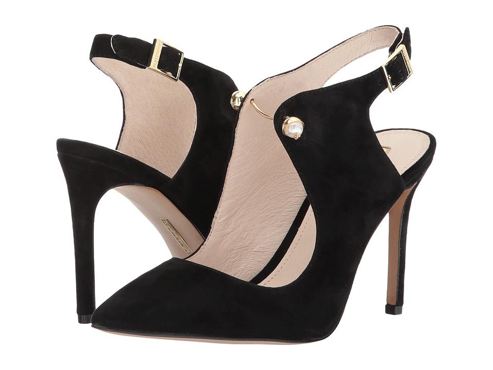 Louise et Cie Jonah (Black) Women's Shoes