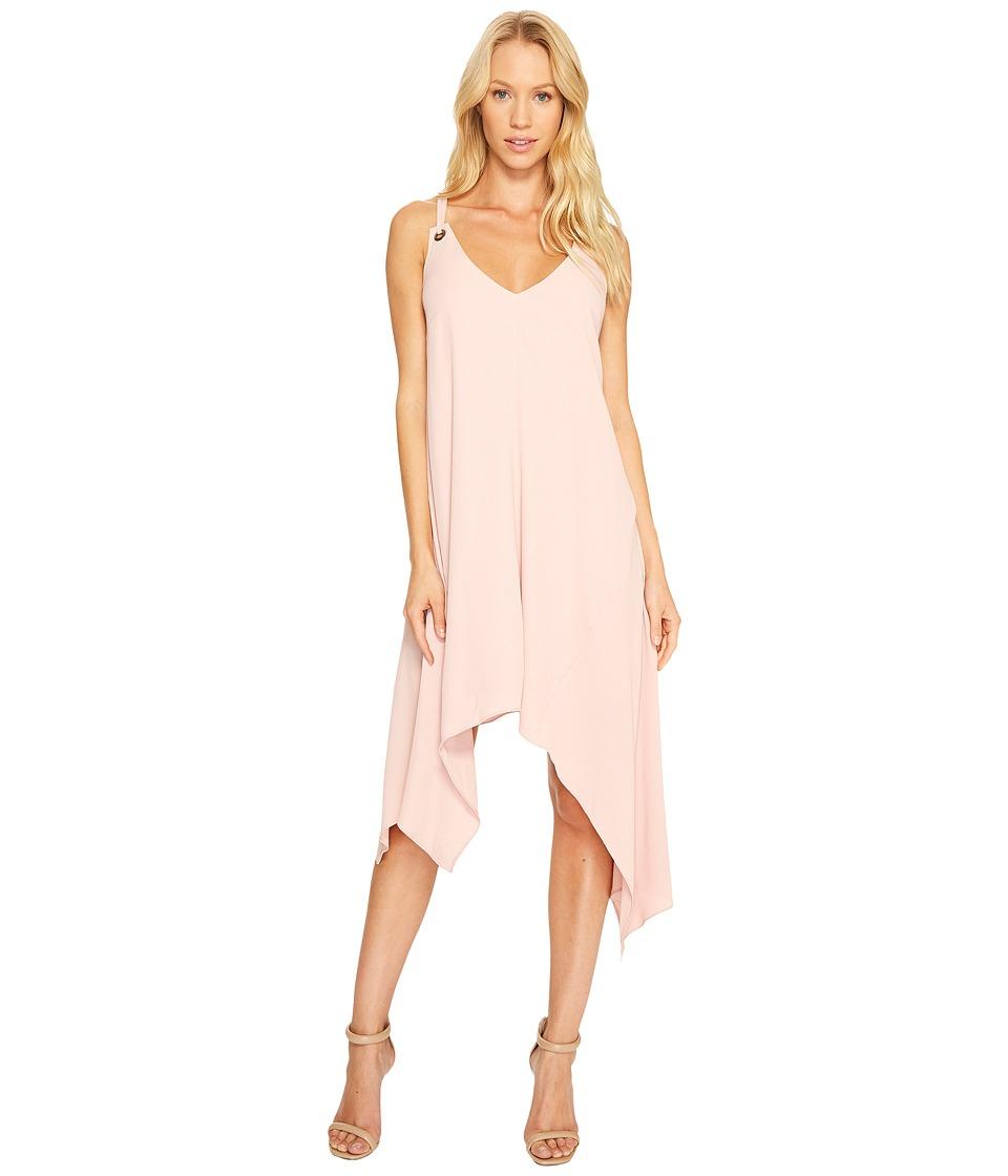 Adelyn Rae Georgina Shift Dress (Chalk Pink) Women