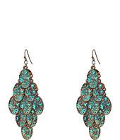 M&F Western - Patina Dangle Earrings