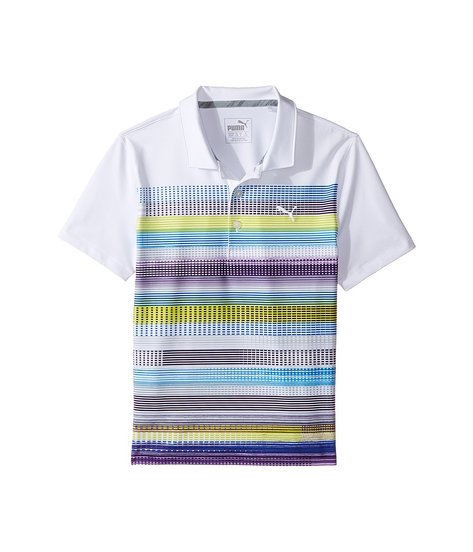 PUMA Golf Kids - Pixel Polo