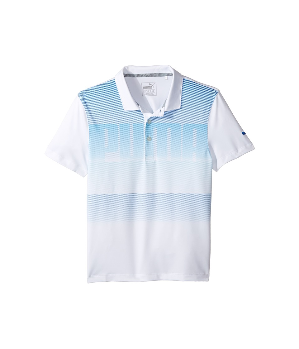 PUMA Golf Kids - Logo Polo