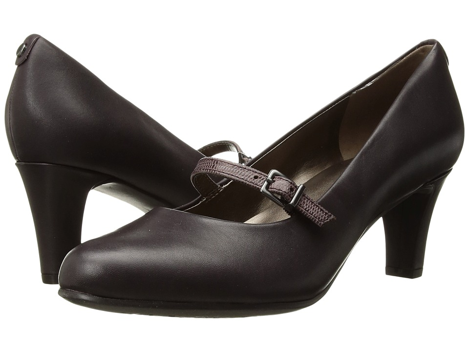 Easy Spirit - Ampara (Wine/Wine Leather) Womens Shoes
