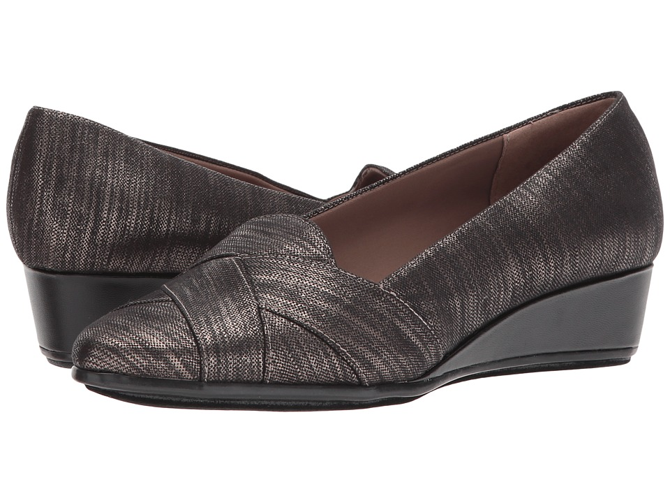Easy Spirit Arysta (Pewter Multi Fabric) Women