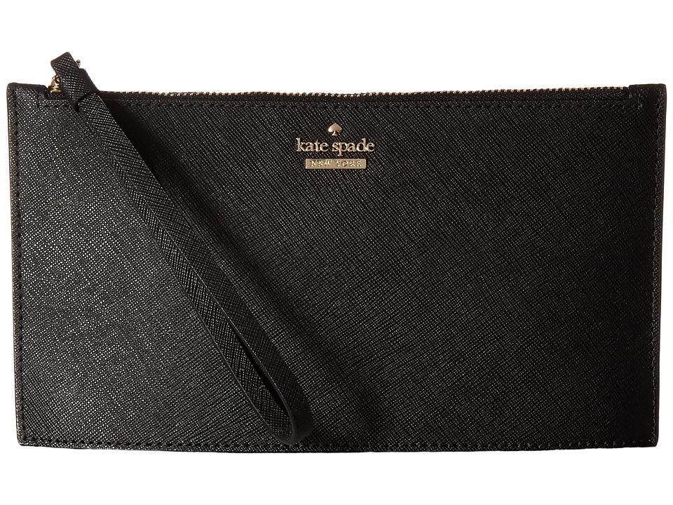 Kate Spade New York - Cameron Street Ariah (Black) Wallet