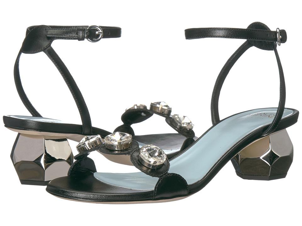 Frances Valentine - Beatrix (Black Metallic) Women's Shoes