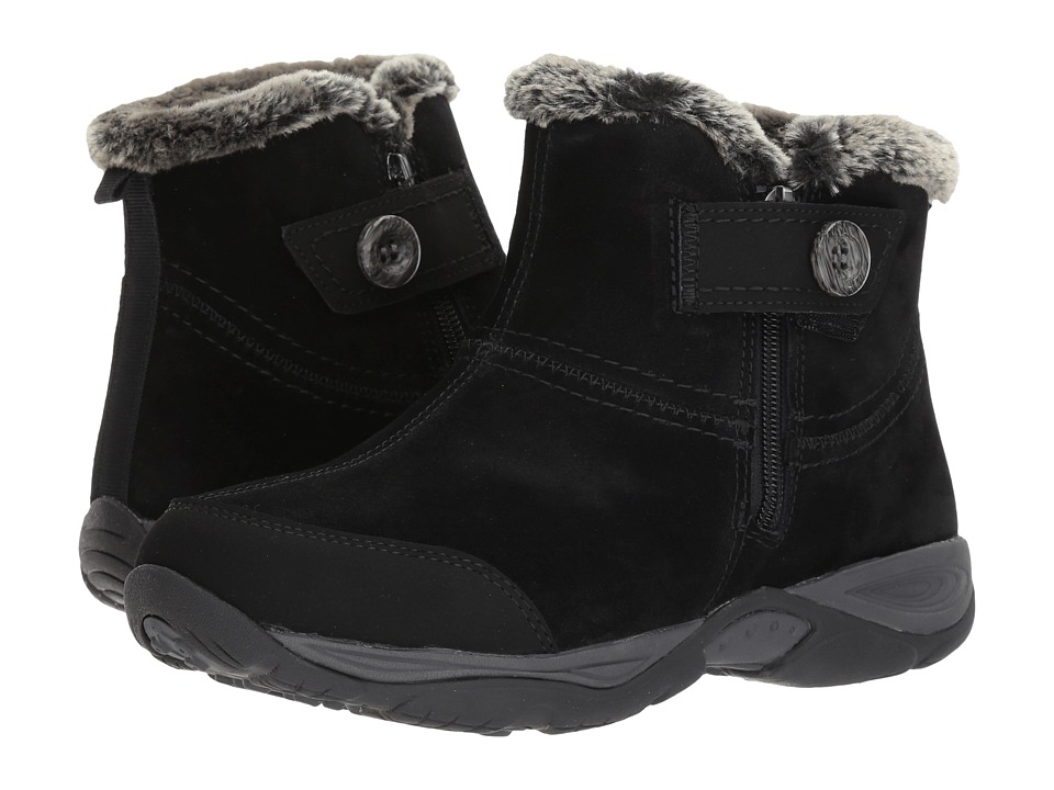 Easy Spirit Eliria (Black Multi Suede) Women