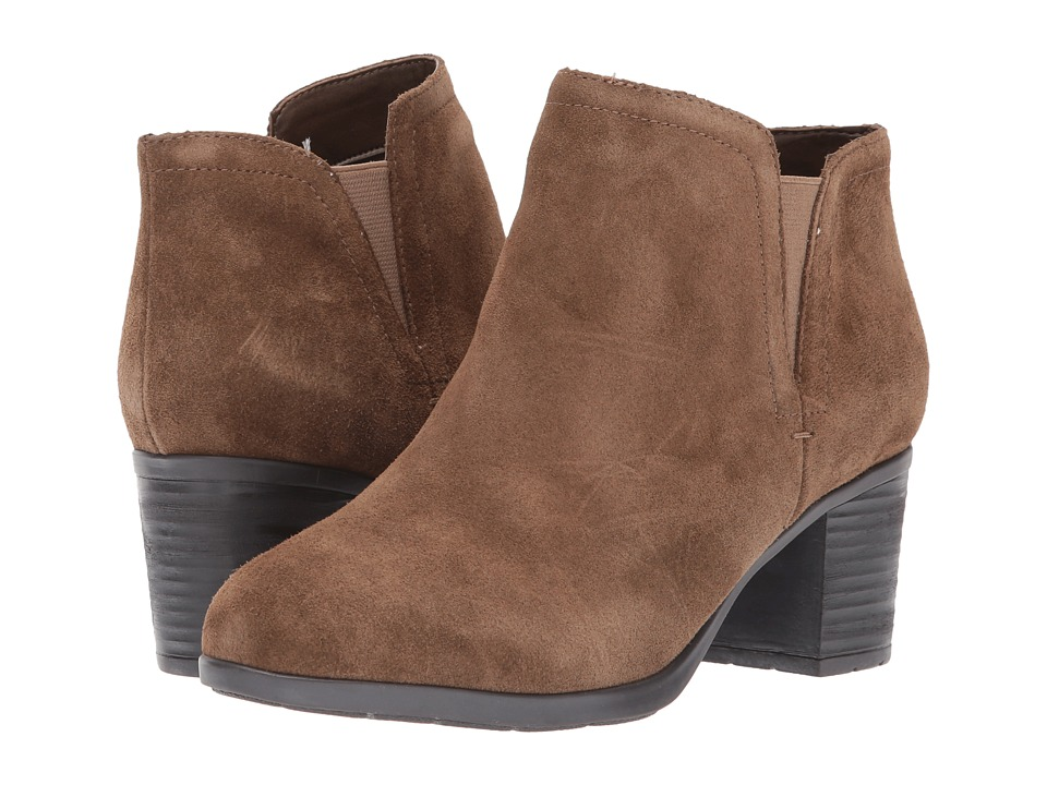 Easy Spirit Belnin (Taupe/Taupe Suede) Women