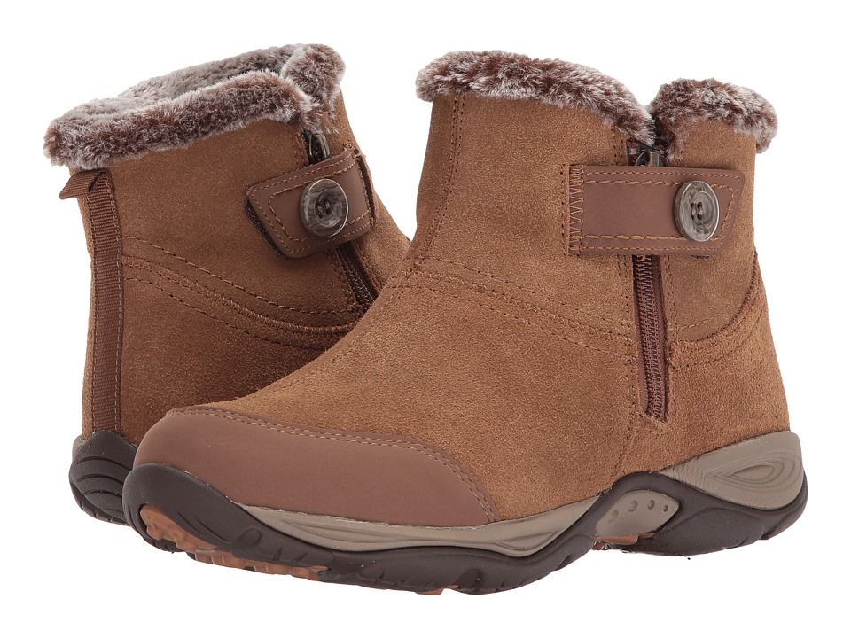 Easy Spirit Eliria (Dark Natural Multi Suede) Women