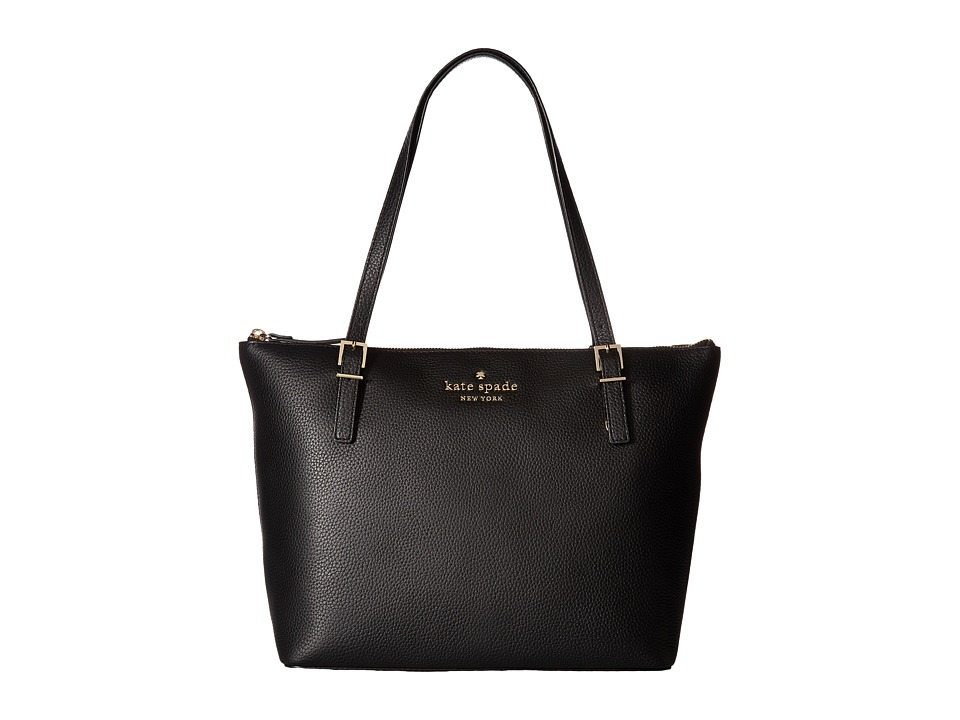 Kate Spade New York - Watson Lane Leather Small Maya (Bla...