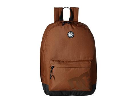 DC Backstack Backpack - DC Wheat
