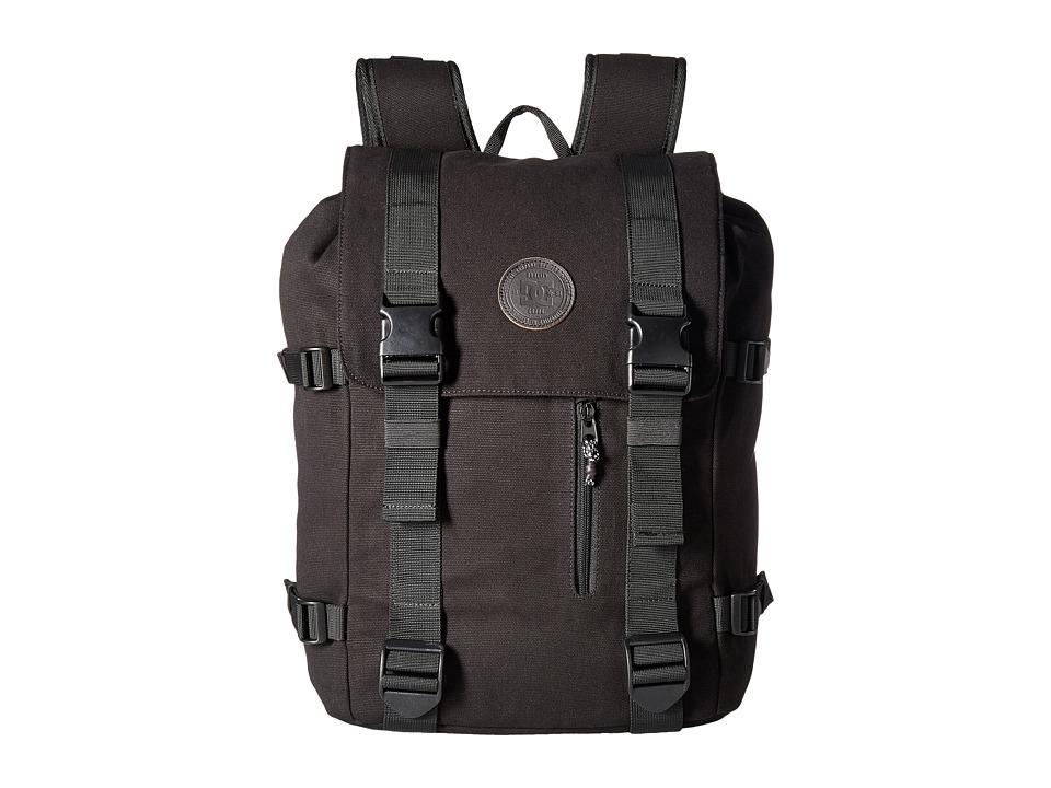 DC Crestline (Black) Backpack Bags
