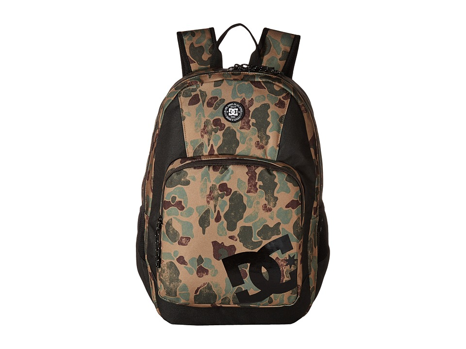 DC The Locker Backpack (Duck Camo) Backpack Bags