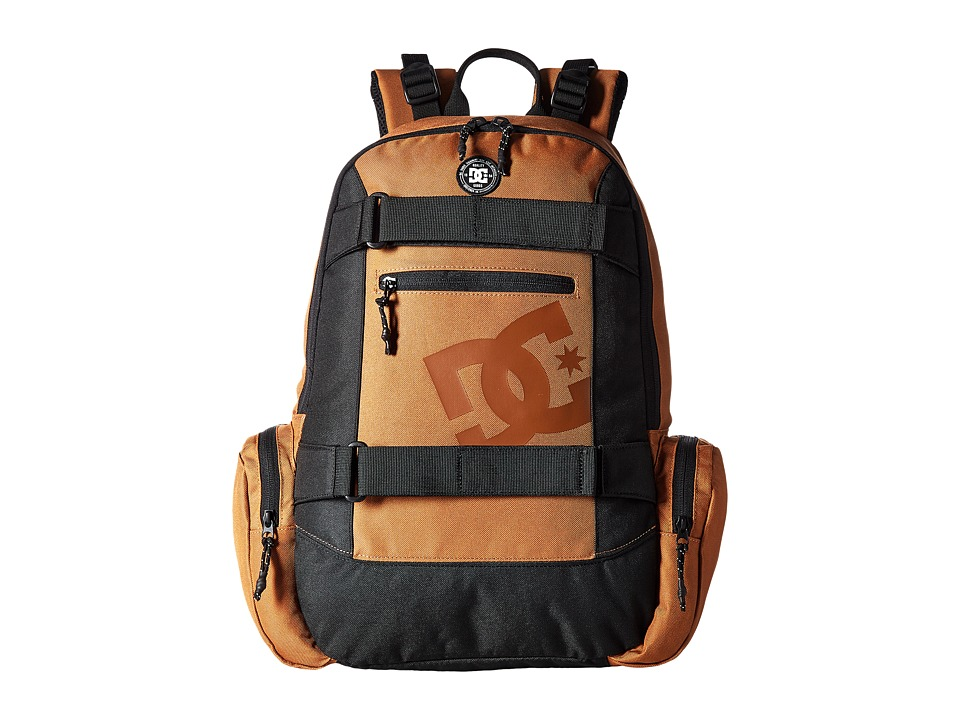 DC The Breed Backpack (DC Wheat) Backpack Bags
