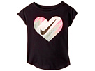 Nike Kids Heart Gradient Morph Short Sleeve Tee (Toddler)