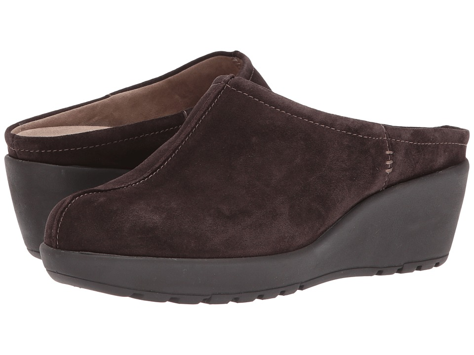 Easy Spirit Jaiva (Dark Brown Suede) Women