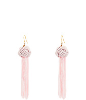 Vanessa Mooney - Astrid Knotted Tassel Earrings