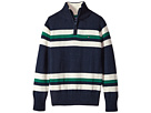Tommy Hilfiger Kids Leon 1/2 Zip Sweater (Toddler)