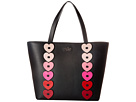Kate Spade New York Yours Truly Ombre Heart Tote