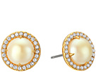 Kate Spade New York Bright Ideas Pave Halo Stud Earrings