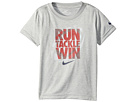 Nike Kids Run Tackle Win Dri-FIT Tee (Toddler)