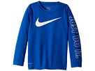 Nike Kids Swoosh Just Do It Dri-Fit Tee (Little Kids)