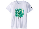 Nike Kids Games Goals Glory Dri-FIT Tee (Little Kids)
