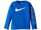 Nike Kids Swoosh Just Do It Dri-Fit Tee (Toddler)