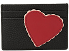 Kate Spade New York Yours Truly Applique Card Holder