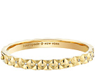 Kate Spade New York Heavy Metals Quilted Bangle