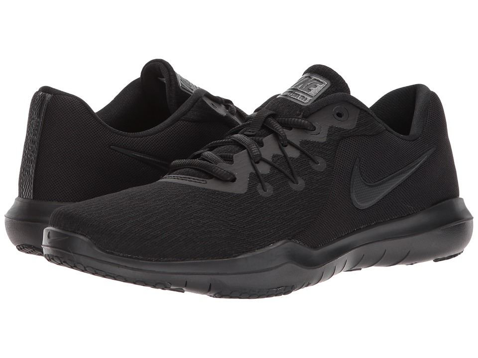 Nike Flex Supreme TR 6 Training (Black/Black/Anthracite) ...