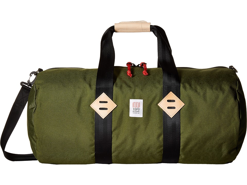 Topo Designs - Classic Duffel (Olive) Bags
