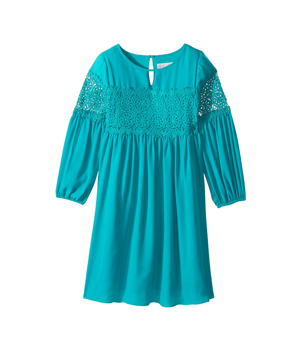 Us Angels - 3/4 Sleeve w/ Lace Inset A