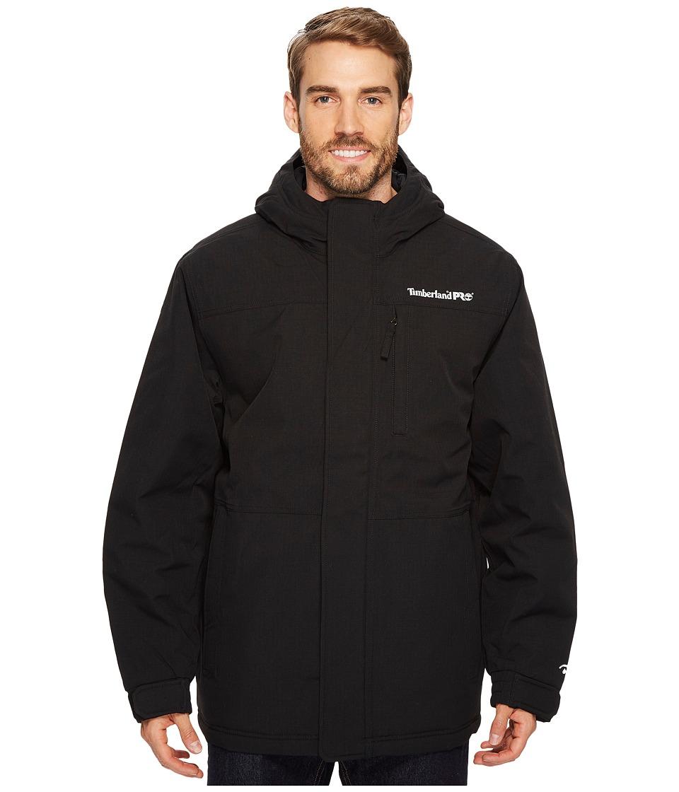 Timberland PRO - Split System Insulated Waterproof Jacket (Jet Black) Mens Coat