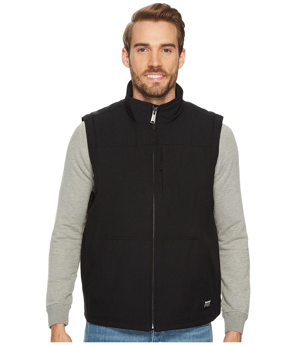 Timberland PRO Split System Insulated Vest (Jet Black) Men